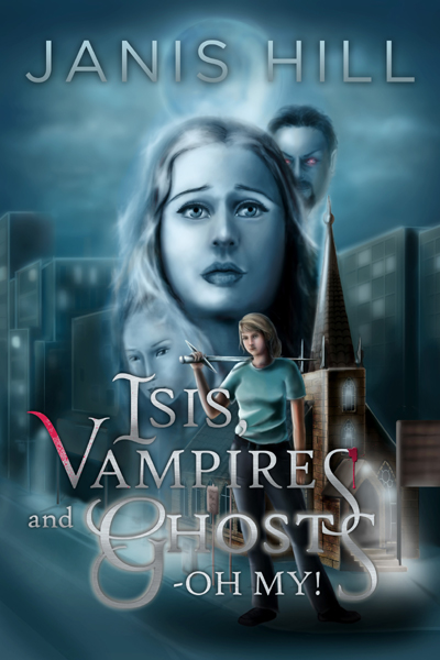 Cover - Isis, Vampires and Ghosts - Oh My